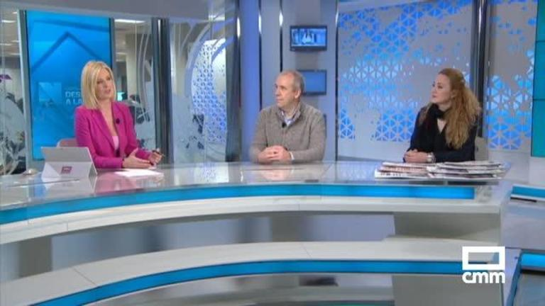 Entrevista a Javier Vázquez y Belén Lillo