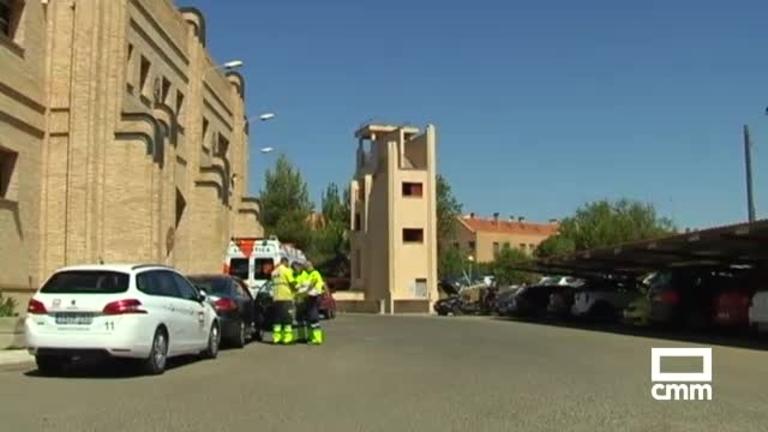 Felicitaciones a los bomberos que rescataron a un niño durante el incendio en Toledo