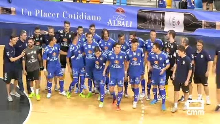 FS Valdepeñas - Levante FS (4-6)