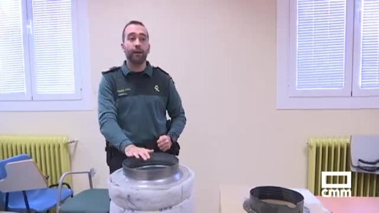 La Guardia Civil cuenta a CMM cómo se detectan las plantaciones de marihuana