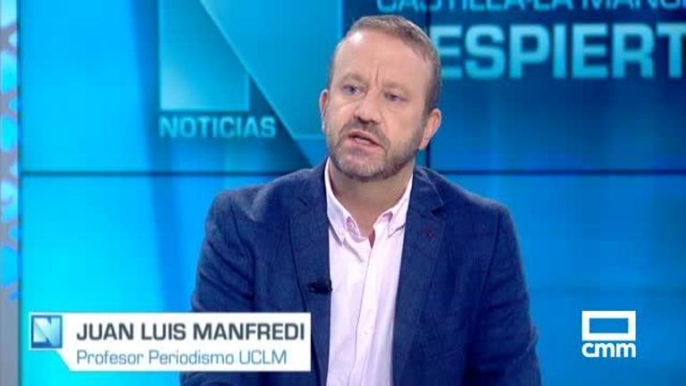 Entrevista a Juan Luis Manfredi