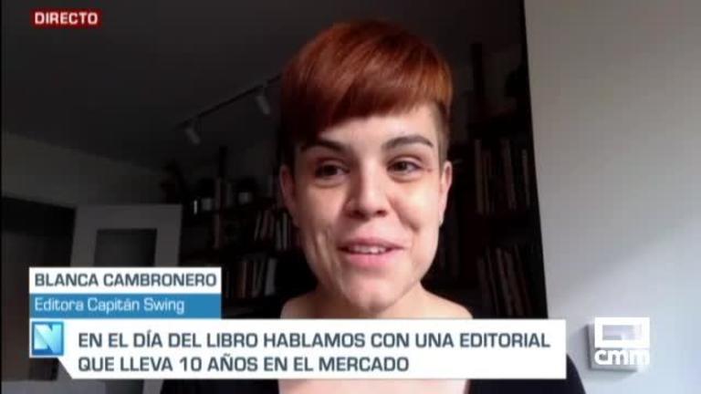 Entrevista a Blanca Cambronero