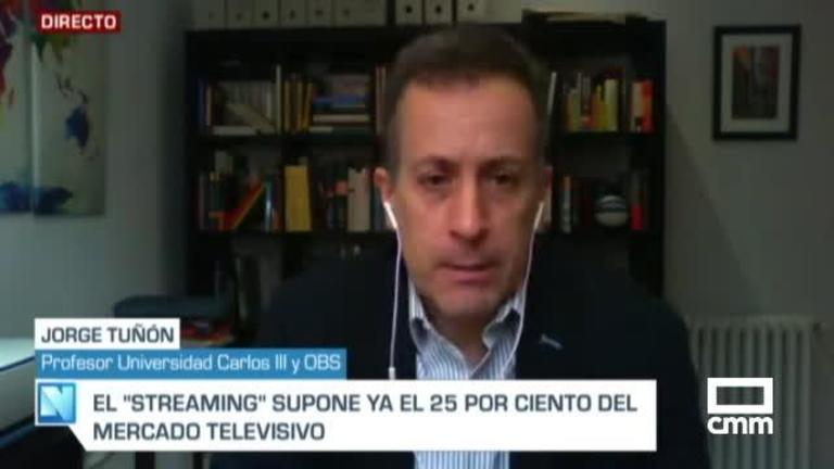 Entrevista a Jorge Tuñón