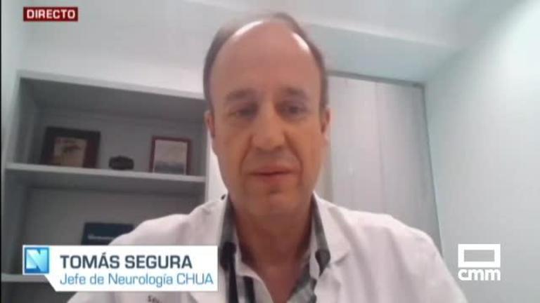 Entrevista a Tomás Segura