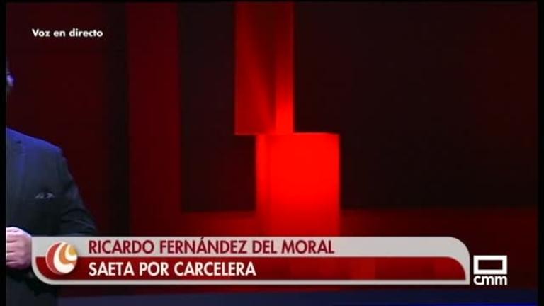 Ricardo Fernández del Moral a ritmo de la saeta