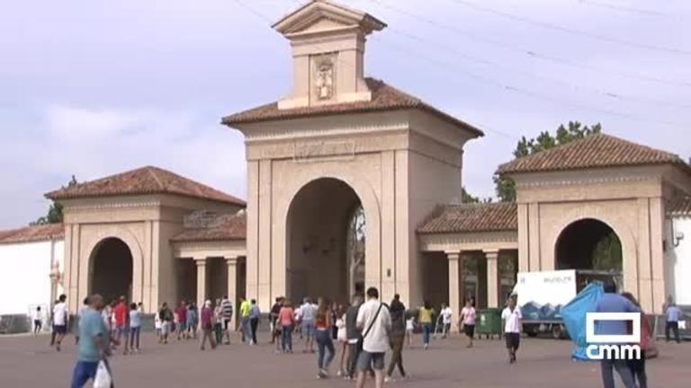 Reabrirán parte del Recinto Ferial para actividades culturales y comerciales en la Feria de Albacete