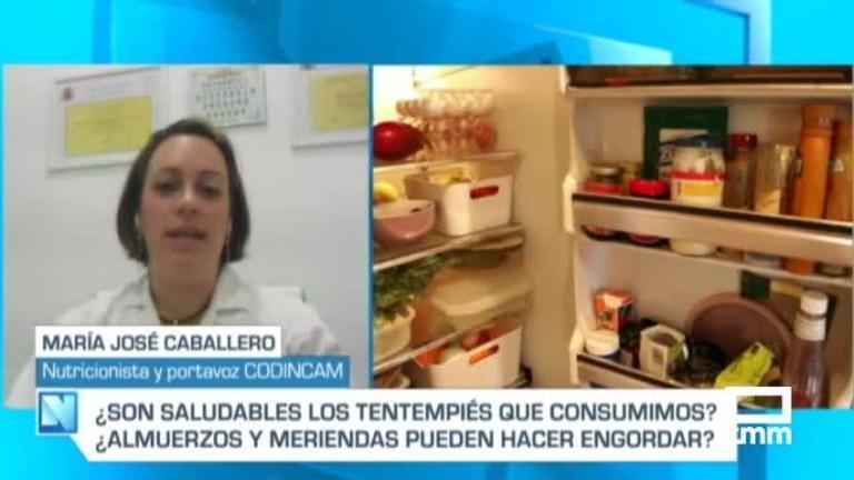 Entrevista a Mª José Caballero