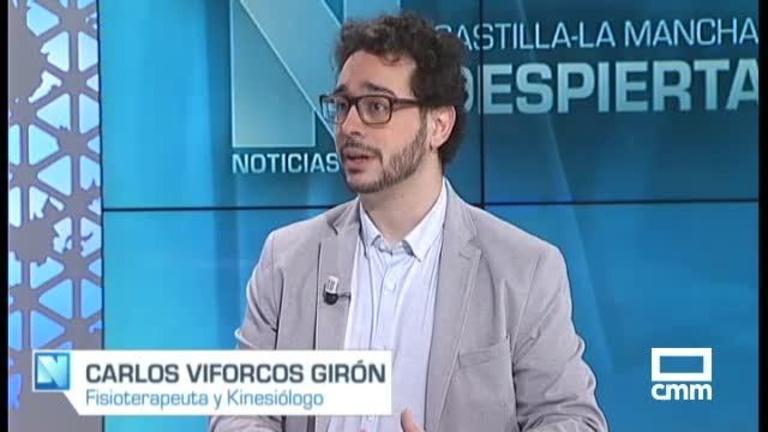 Entrevista a Carlos Viforcos
