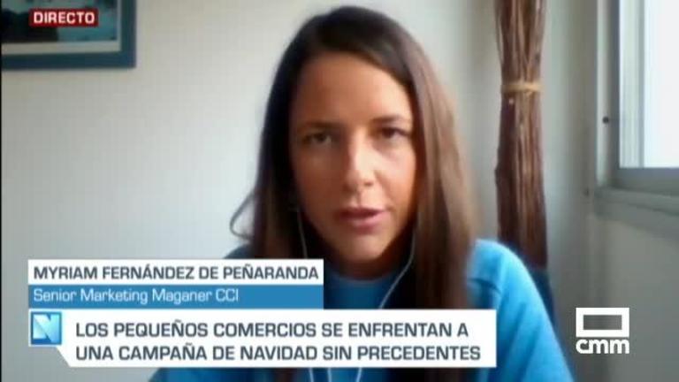 Entrevista a Myriam Fernández