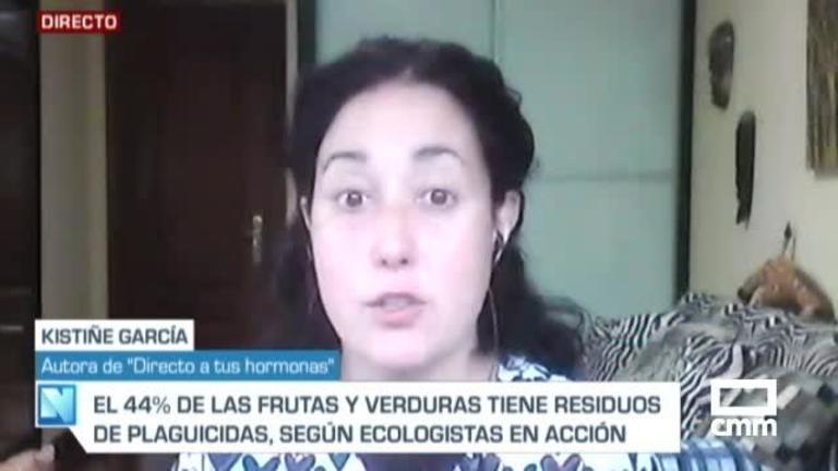 Entrevista a Kistiñe García