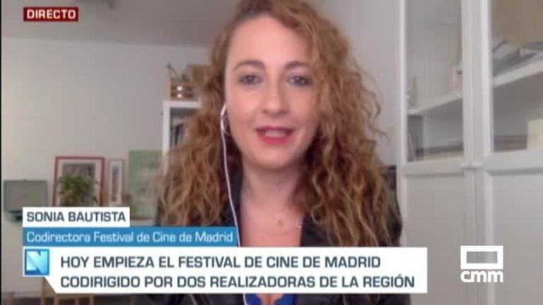Entrevista a Sonia Bautista