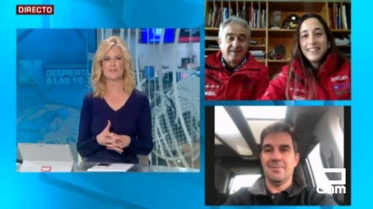 Entrevista a Mónica Plaza, Manolo Plaza y Fernando Domínguez