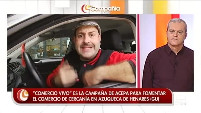 Agustín Durán apoya el pequeño comercio con ACEPA