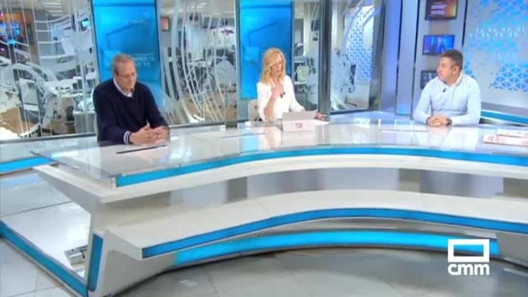 Entrevista a Javier Navarrete y Ángel López