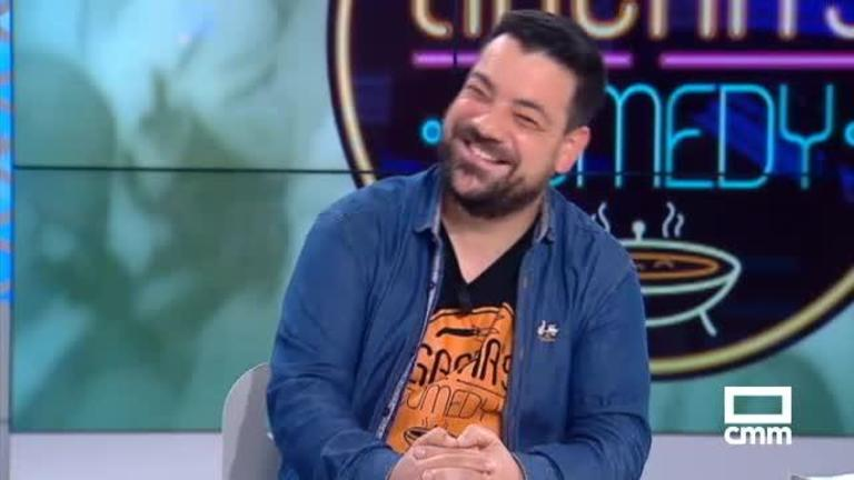 Entrevista a Jesús Arenas