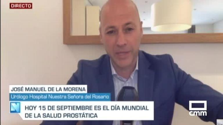 Entrevista a José Manuel de la Morena