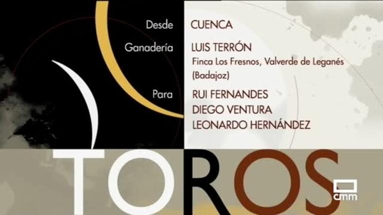 Rejones desde Cuenca