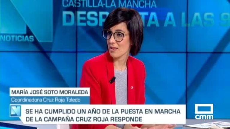 Entrevista a María José Soto Moraleda