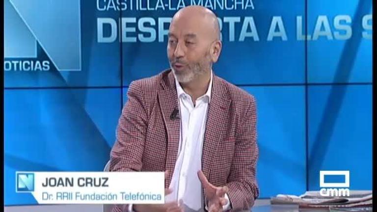 Entrevista a Joan Cruz