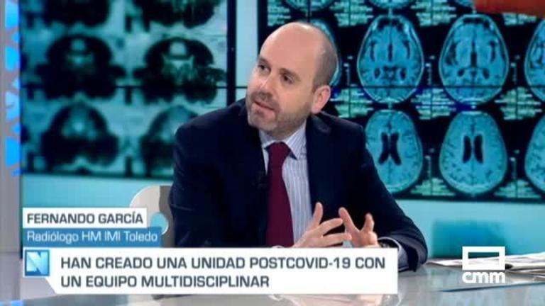 Entrevista a Fernando García