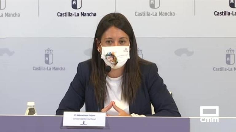Los centros de mayores de Castilla-La Mancha retoman el cien por cien de sus actividades