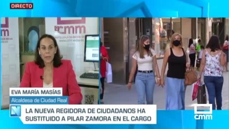 Entrevista a Eva María Masías
