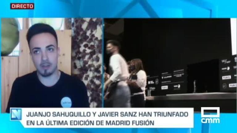 Entrevista a Juanjo Sahuquillo y Javier Sanz