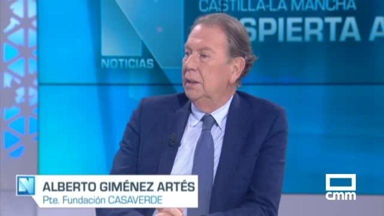 Entrevista a Alberto Giménez