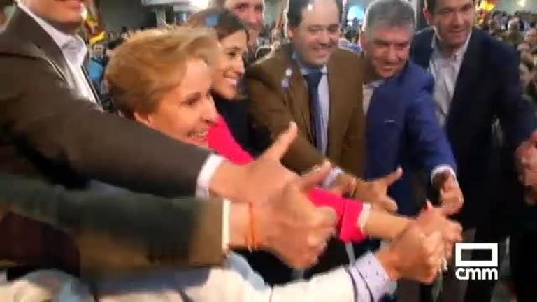 PP: Pablo Casado se compromete con el mundo rural en Ciudad Real