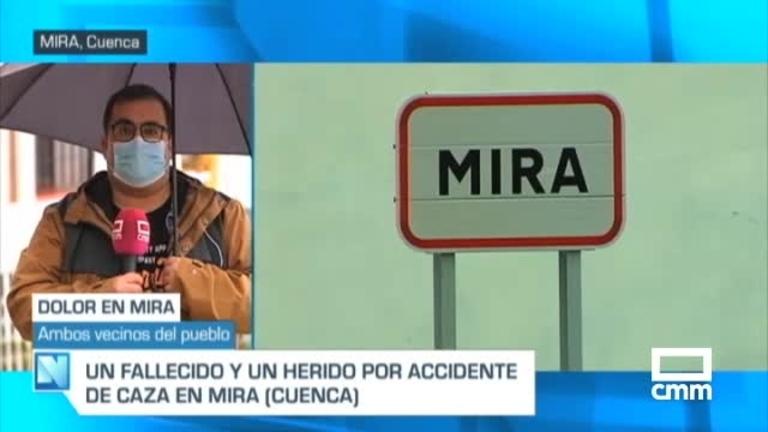 Un fallecido y un herido en un accidente de caza en Cuenca