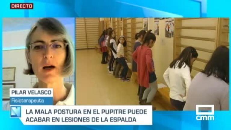 Entrevista a Pilar Velasco