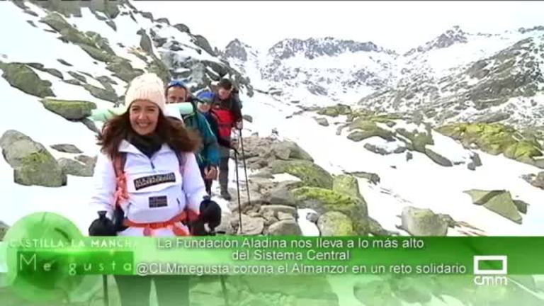 Castilla-La Mancha Me Gusta corona el Pico Almanzor