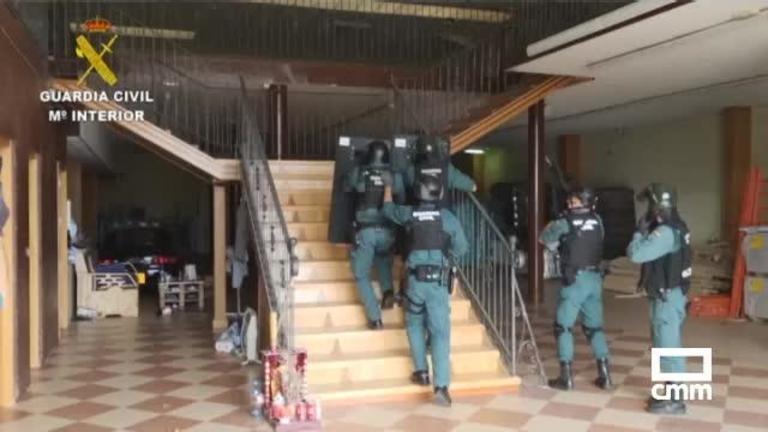 Desarticulada una red dedicada a la trata de personas; actuaban en Guadalajara y Toledo