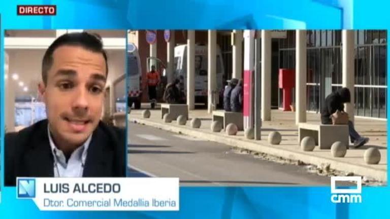 Entrevista a Luis Alcedo