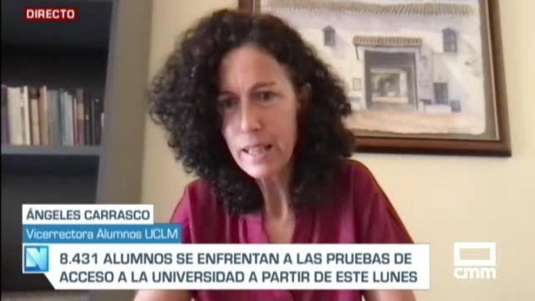 Entrevista a Ángela Carrasco
