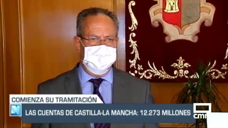 Cinco de noticias de Castilla-La Mancha, 14 de octubre
