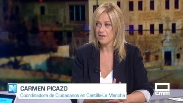 Entrevista a Carmen Picazo