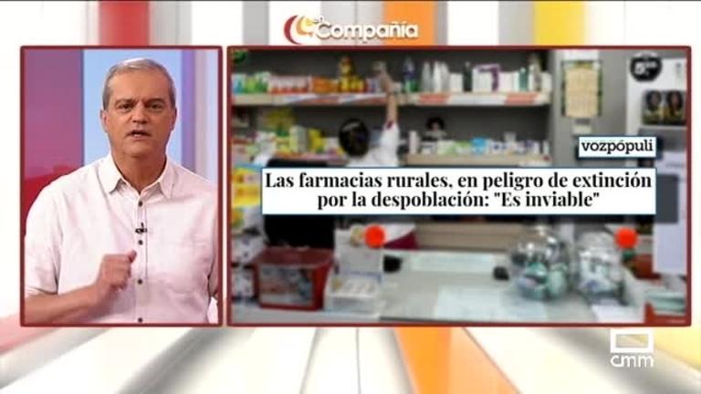 ¿Cómo funciona una farmacia rural?