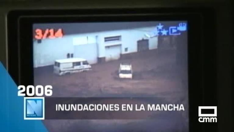 Inundaciones en La Mancha