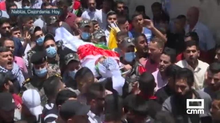 Israelíes y palestinos, tres días de escalada de violencia
