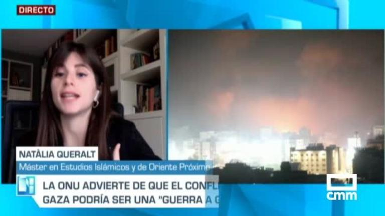 Entrevista a Natalia Queralt
