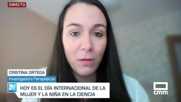 Entrevista a Cristina Ortega