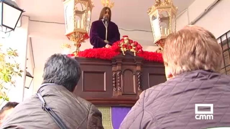 Jueves Santo: Suspendidas varias procesiones por la lluvia en CLM