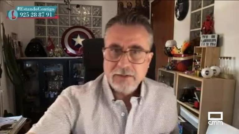 """Alfredo Corell: """"La variante Delta ha multiplicado por cuatro la infecciosidad"""""""
