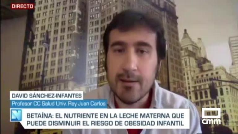 Entrevista David Sánchez Infantes