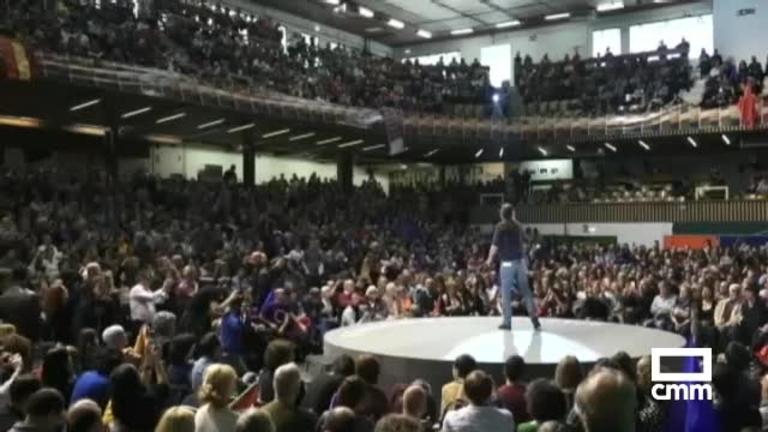 Unidas Podemos: Pablo Iglesias celebra el 14 de abril en Éibar, por su simbolismo republicano