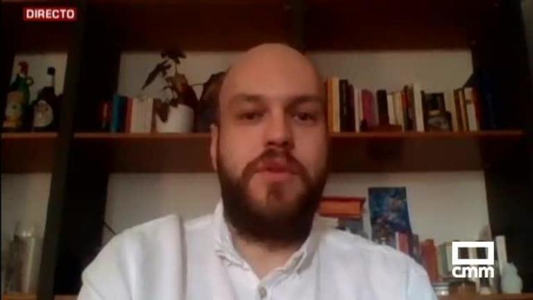 Entrevista a Daniel Calderón