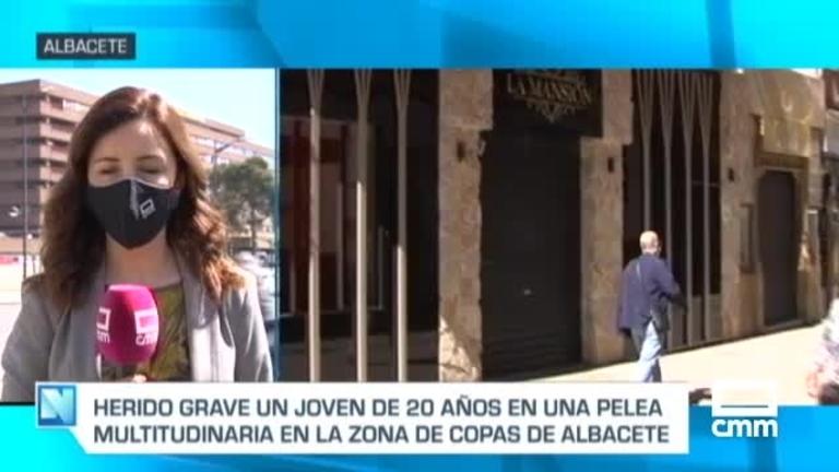 Un joven de 20 años, herido grave tras una reyerta en Albacete