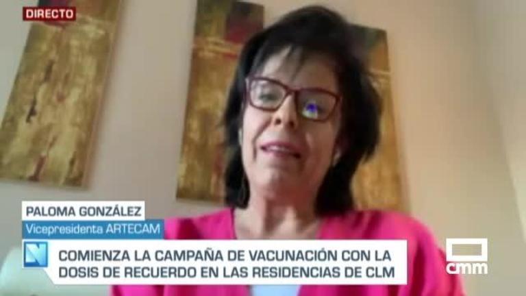 Entrevista a Paloma González