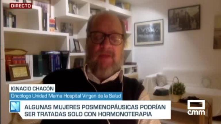 Entrevista con Ignacio Chacón
